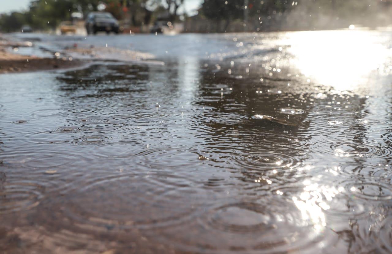 Se anuncia una jornada cálida con lluvias y ocasionales tormentas eléctricas