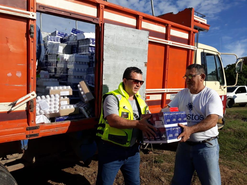 Ministerio de Salud garantiza provisión de medicamentos en centros de salud de Alto Paraguay