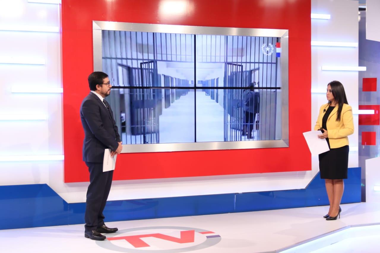 Ministerio conformará mesa de trabajo por una política que mejore sistema penitenciario