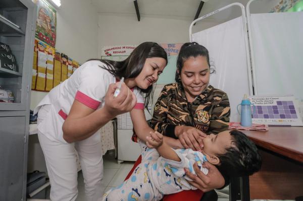 Vacunas antigripales estarán disponibles desde la primera quincena de abril