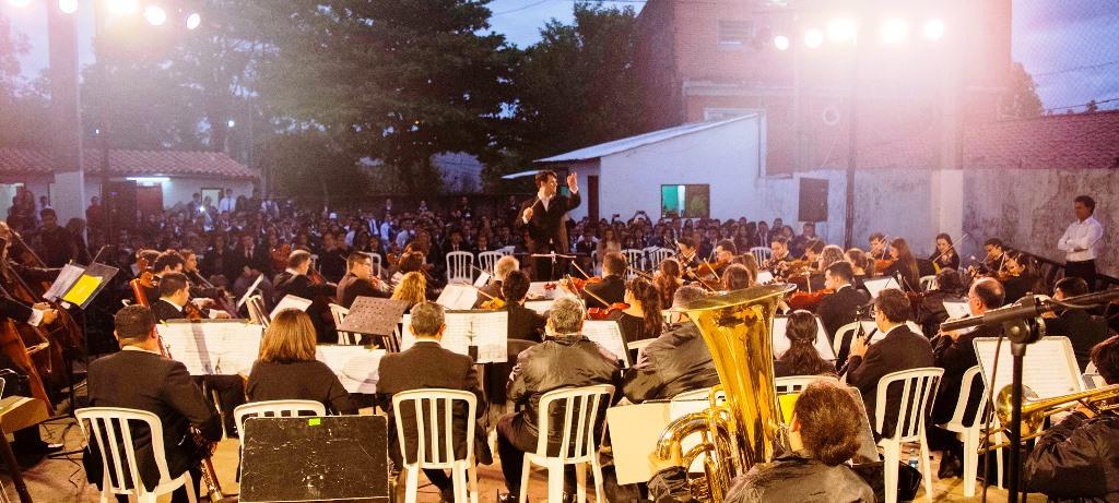 """""""Cultura en los barrios de Asunción"""" culmina este lunes   - ip.gov.py"""