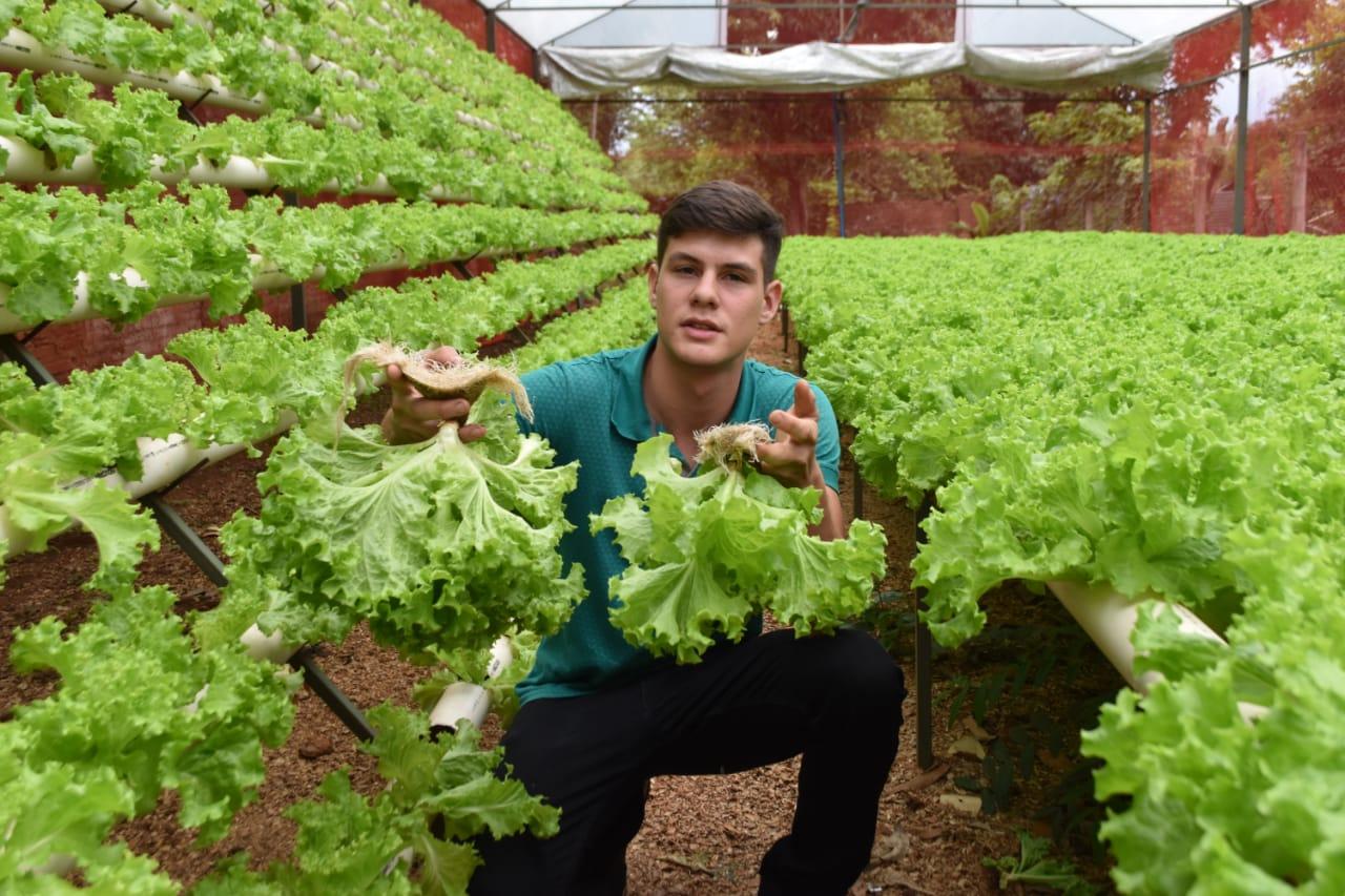 «Empiecen ahora, no mañana» alienta joven emprendedor de Villarrica | - ip.gov.py