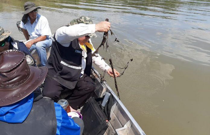 Veda pesquera Control Mades