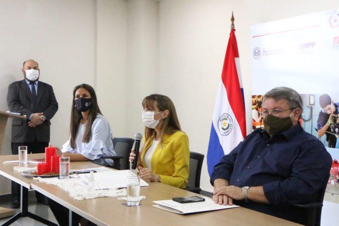 Mtess, Carla Bacigalupo, informe de gestión 2020,
